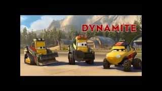 Repcsik - Bemutatjuk a Mentőalakulat csapatát [Disney Channel Hungary]