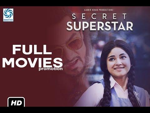 Secret Superstar Full Movie Promotion | Zaira Wasim | Aamir Khan | 2018 HBMovies
