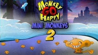 Monkey Go Happy Mini Monkeys 2 - Walkthrough