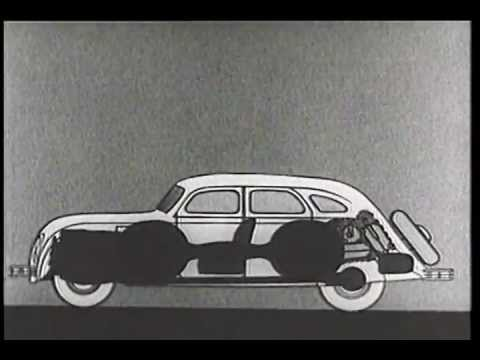 Fashioned by Function - Chrysler Airflow