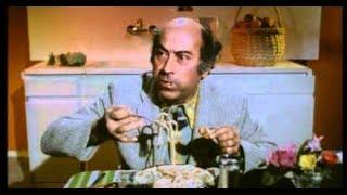 Όταν ο Θανάσης Βέγγος έφαγε έξι μακαρονάδες για διαφημιστικό που δεν πέτυχε ποτέ.
