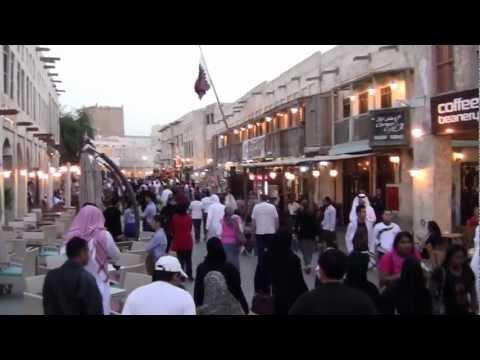 SOUQ WAQIF TOUR, DOHA, QATAR (سوق واقف) (카타르 수크와키프 투어) (FULL HD)