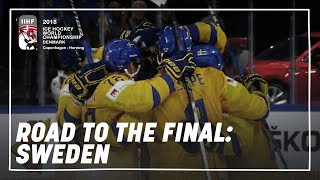 Road to the Final: Sweden | #IIHFWorlds 2018