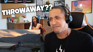 THATS A THROWAWAY?! | QUADECA - LIVE LIKE THIS [REACTION]