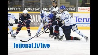 Saturday 17.2.2017 games // U17 five nations tournament