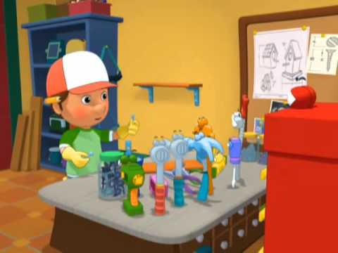 Download Handy Manny School for Tools | Flipping Their Lids | Disney Junior