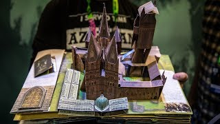 The Makers of the Harry Potter Pop-Up Book