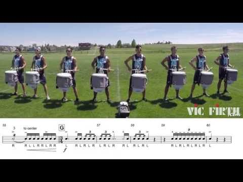 "2016 Blue Knights Snares - LEARN THE MUSIC to ""Goldenthal"""