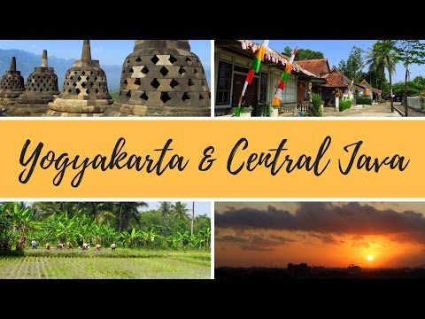 20 Things to do in Yogyakarta Travel Guide & Central Java Tourism in Indonesia (Solo, Semarang)