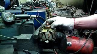 Видео урок: разборка и сборка генератора Дэнсо-Тойота