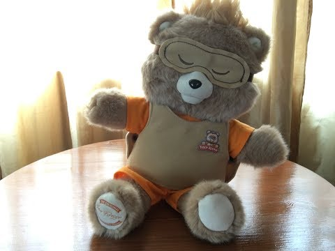 2017 Teddy Ruxpin Without Fur
