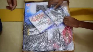 Sony Play Station 4 1TB Snapdeal Unboxing(Sony Play Station 4 1TB Snapdeal Unboxing with two Game titles. 1. Last Of Us 2. God Of War PS4 Box Contents- 1. Main Console 2. Dual Shock PS4 Controller ..., 2016-04-09T06:38:33.000Z)