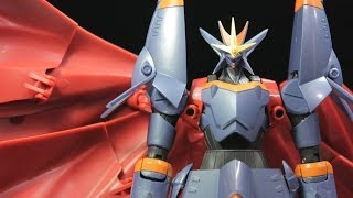 Super Robot Chogokin Gunbuster + Effort & Guts Weapons Set Review
