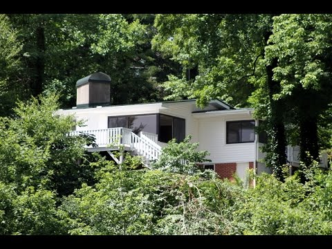 Saluda North Carolina Lakeside House For Sale at 103 South Alta Vista Drive