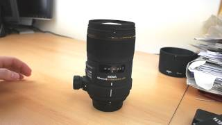 Sigma 150mm f/2.8 HSM Macro lens review