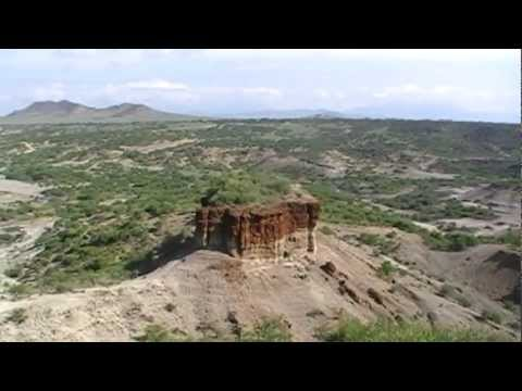 Olduvai Gorge in Tanzania: The Museum and view