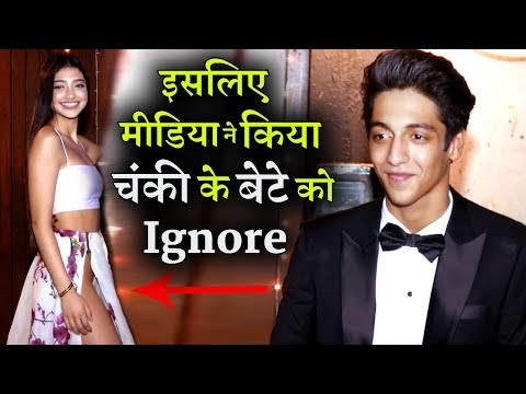 Why Did Media Ignore | Chunky Panday's Son Rysa | On His Birthday | Uncut