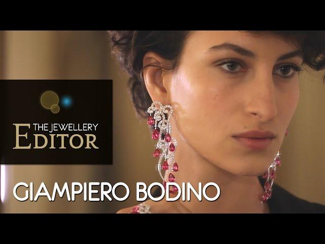 Pursuit of joy: exclusive interview with Giampiero Bodino