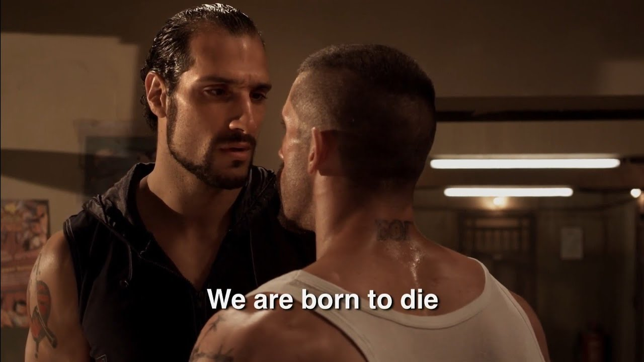 Download Undisputed 3 Redemption   Columbian insults Boyka   Training   1080p60fps