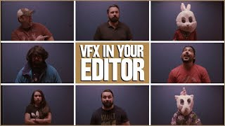 5 VFX You Can Do in Your Editing Software