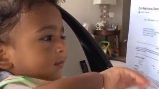 DJ Khaled Gives His Paycheck To His Son Asahd