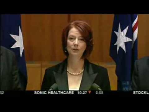 Gillard Ends Mining Tax Row