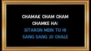 Chamak Cham Cham Karaoke - K. J.Yesudas.mp3