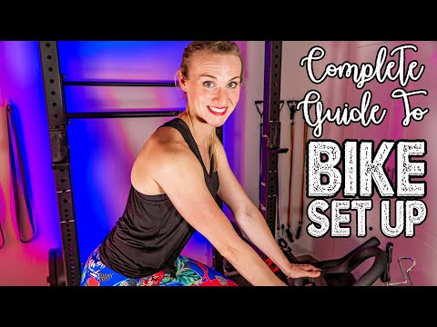 COMPLETE GUIDE | How To Set Up Your Bike | Indoor Cycling
