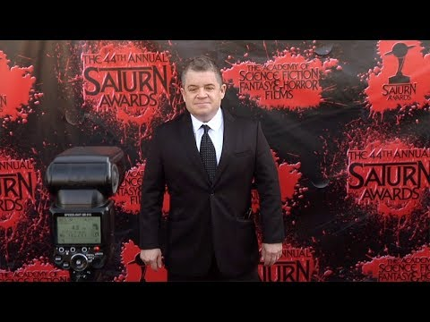 Patton Oswalt 2018 Saturn Awards Red Carpet