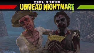 Mein FREUND, der ZOMBIE! - RED DEAD REDEMPTION Undead Nightmare #2 | Lets Play Gameplay German
