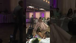 Most beautiful Quinceanera  Dance