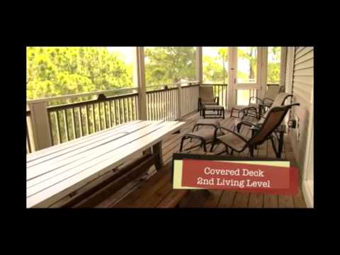 St. George Island Home Tours - Resort Vacation Properties