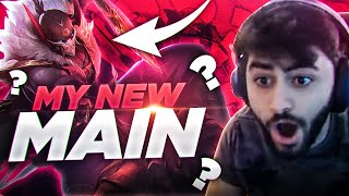 Yassuo | MY NEW MAIN?!? (Twitch Rivals Scrims)