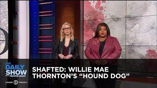 "Dulce Sloan and Desi Lydic highlight Willie Mae ""Big Mama"" Thornton..."