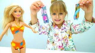 Барби выбирает купальник - Приключения Барби - Мультики для девочек