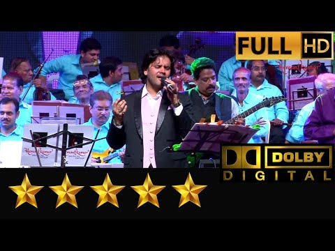Parda Hai Parda from Amar Akbar Anthony by Javed Ali Live Music Show - Hemantkumar Musical Group