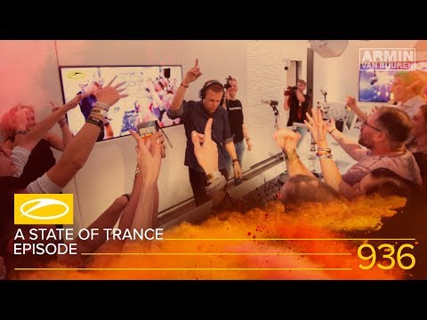 A State Of Trance Episode 936 (#ASOT936) – Armin Van Buuren [ADE Special]