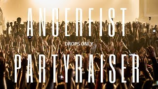 |HARDCORE DROPS ONLY| Angerfist & Partyraiser @ Defqon.1 2016