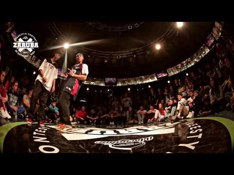 1/4F Hip-hop Mohito (win) vs...