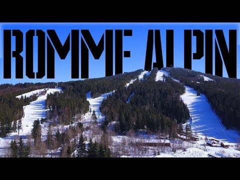 Romme Alpin ski paradise near Stockholm || Mavic Pro + Gopro Hero 5 + Nikon D5300