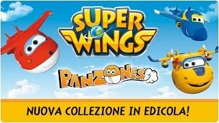 Super Wings Panzones (SPOT TV)