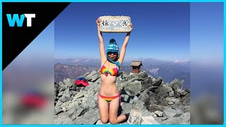 Fans DEFEND Bikini Hiker Who DIED of HYPOTHERMIA Against TROLLS