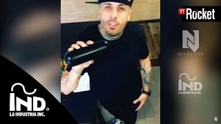 Nicky Jam - El Amante | Preview