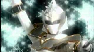 Power Rangers Mystic Force - Return of the White Ranger