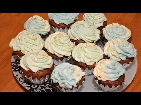 Вкусные кексы в формочках с изюмом простой рецепт с фото