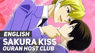 "Ouran Host Club - ""Sakura Kiss"" (Opening) | ENGLISH ver | AmaLee"