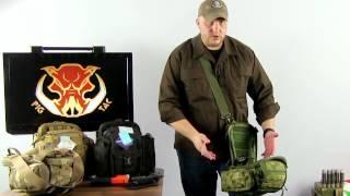 """Обзор снаряжения. Сумка пистолетная для скрытого ношения """"UPB Mk-2"""""""