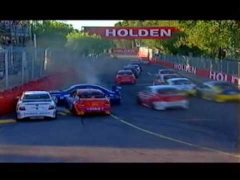 2004 v8Konica 3CarCrash Adelaide