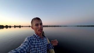 Я ТАК ЕЩЕ НЕ РЫБАЧИЛ! Ловля Сома на закидушки! Рыбалка с дядей Мишей.