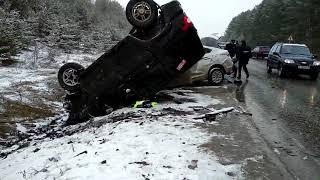 24.04.2018 ДТП на Нылгинском тракте. 1 погиб (Удмуртия)